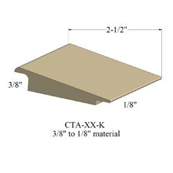 JOHN CTA-40-K 12' BLACK 3/8
