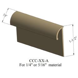 JOHN CCC-40-A 12' BLACK 1/4