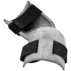 GUNDLACH 890 RUBBER KNEE PADS w/ VELCRO STRAPS