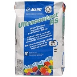 MAPEI ULTRACONTACT RS 50# GRAY PREMIUM RAPID SET MORTAR (KER-196)