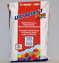 MAPEI ULTRAPLAN 1 PLUS 50# BAG SELF LEVELING UNDERLAYMENT