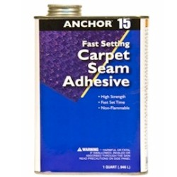 ANCHOR 15 QUART SEAMBOND CARPET SEAM ADHESIVE