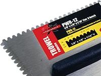 POWERHOLD PWR-12 TROWEL ERGO GRIP 1/8x1/8x1/16 FLAT V