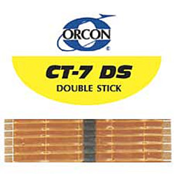 ORCON CT-7DS 22yd ROLL DUBLSTICK HOT MELT TAPE