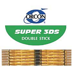 ORCON SUPER 3DS 22yd ROLL DOUBLE STICK SEAM TAPE