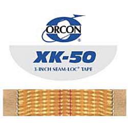 ORCON XK-50 22yd ROLL SEAM LOK KNIT SCRIM HOT MELT TAPE