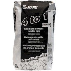 MAPEI 4-TO-1 55# BAG FLOOR MUD THICK MUD BED MORTAR