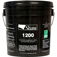 Fishman Flooring Solutions Shaw 1200 4g Pail Super