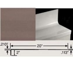 JOHN CFLNTR-72 5' SQ HARBOUR FAST LANE RUBBER TREAD/RISER