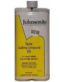 JOHN 930 EPOXY 13oz CTG STAIR NOSE CAULK TWIN CARTRIDGE
