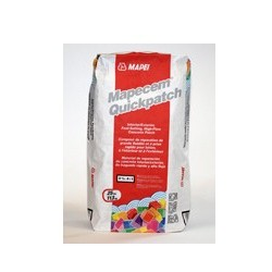 MAPEI MAPECEM QUICKPATCH 50# BAG INTERIOR/EXTERIOR CONCRETE PATCH