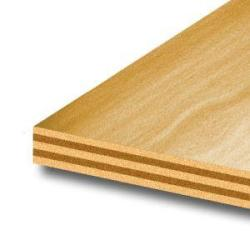 POWERHOLD PH-845 PLUS 4'x5' UNDERLAYMENT 6mm 5-PLY PRECISION CUT PLYWOOD