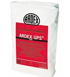 ARDEX GPS 25# BAG GRAY GENERAL PATCH & SKIMCOAT