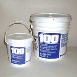 AZR 100 4G PAIL CLEAR THIN SPREAD VCT ADHESIVE