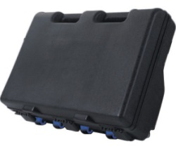 CRAIN 074 VINYL ROLLER CASE w/WHEELS