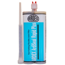 ARDEX ARDISEAL RAPID PLUS 21.2oz GRAY #12811 FAST SETTING FLEXIBLE JOINT FILLER