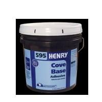 HENRY 595 30oz CTG COVE BASE ADHESIVE