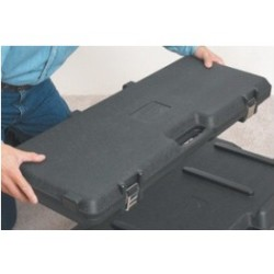 CRAIN 498E EMPTY STRETCHER TUBE CASE
