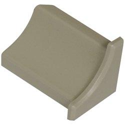 SCHLUTER E/PHK1S/G DILEX-PHK END CAP PVC GREY