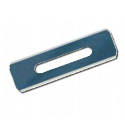 PERSONNA 61-0217 BLADES 100pk w/ BLADEGARD 10pk DISPENSERS ARMOR EDGE BLUE RD SLOTTED CARPET