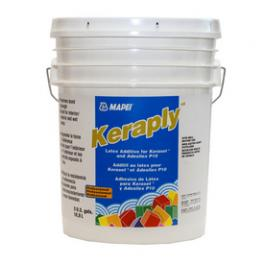 MAPEI KERAPLY LATEX 55G DRUM DRYSET MORTAR LATEX ADDITIVE