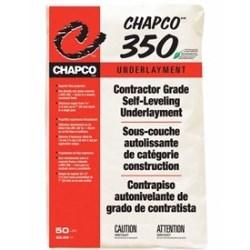 CHAPCO SLU-350 50# BAG CONTRACT GRADE SELF LEVELING UNDERLAYMENT
