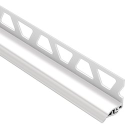 SCHLUTER AS20BW DILEX-AS PERIMETER JOINT PROFILE PVC BRIGHT WHITE