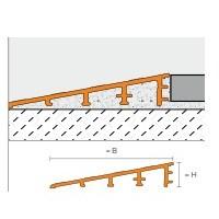 SCHLUTER AERPK125-B65 RENO-RAMP-K 2-1/2