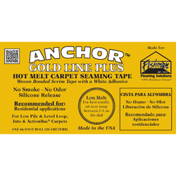 ANCHOR 25 GOLD LINE PLUS 22yd HEAT SEAM TAPE