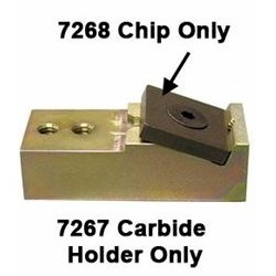 NFE 7268 CARBIDE REPLACEMENT CHIP (EIGHT SIDED)