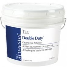 TEC 122-06 3.5G PAIL DOUBLE DUTY CERAMIC TILE ADHESIVE TYPES I & II