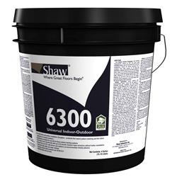 Fishman Flooring Solutions Shaw 6300 4g Pail Universal