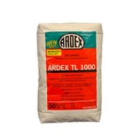 ARDEX TL-1000 TILE LEVELER 50# BAG SELF LEVELING FLOORING UNDERLAYMENT