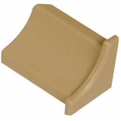 SCHLUTER E/PHK1S/HB DILEX-PHK END CAP PVC LIGHT BEIGE