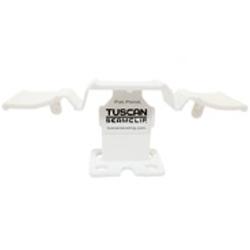 PEARL TUSCAN TSC500W 500/bx WHITE SEAMCLIP