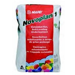 MAPEI NOVOPLAN 1 50# BAG SELF LEVELING UNDERLAYMENT
