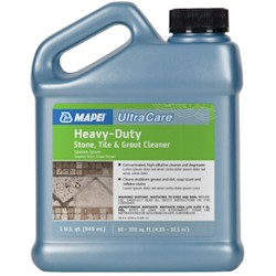 MAPEI ULTRACARE HEAVY-DUTY STONE TILE & GROUT CLEANER QUART