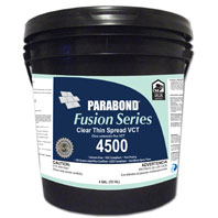 PARABOND FUSION SERIES 4500 GALLON CLEAR THIN SPREAD ADHESIVE