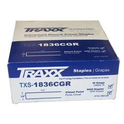 TRAXX 1836CGR 5m BOX 1-1/8
