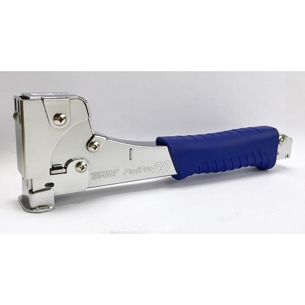TRAXX TTX-PP5000 PADPRO 50 HAMMER TACKER STAPLER