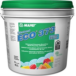 MAPEI ECO-373 4G SUPER PRESSURE SENSITIVE MULTI-FLOORING ADHESIVE