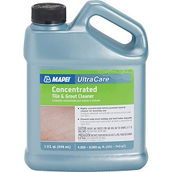 MAPEI ULTRACARE CONCENTRATED TILE & GROUT CLEANER GALLON