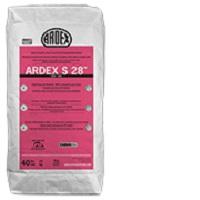 ARDEX S-28 MICROTEC #40 GRAY RAPID SET SUPER FORMAT TILE & UNCOUPLING MEMBRANE MORTAR