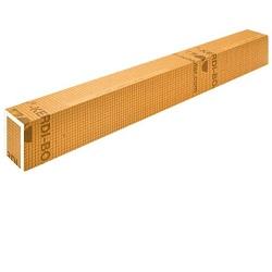SCHLUTER KBSC-115-150-1220 KERDI-BOARD-SC CURB 48