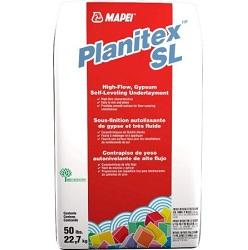 MAPEI PLANITEX SL 50# BAG HIGH FLOW GYPSUM SELF LEVELING UNDERLAYMENT
