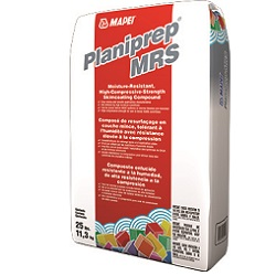 MAPEI PLANIPREP MRS 10# BAG MOISTURE RESISTANT HIGH COMPRESSIVE STRENGTH SKIM COATING COMPOUND