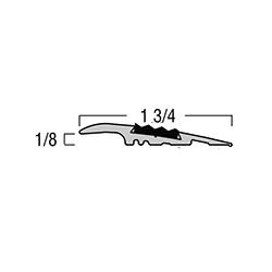 TREDSAFE DT024 NATURAL SATIN 8.2' 1/8