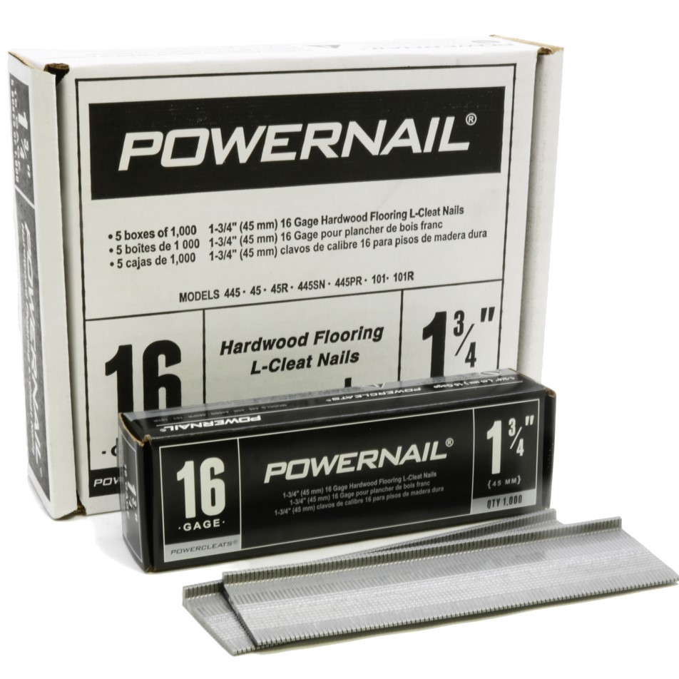 POWERNAIL L-175165 POWERCLEAT 1000/bx 1-3/4