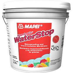 MAPEI MAPELASTIC WATERSTOP 3.5G WATERPROOFING & CRACK ISOLATION MEMBRANE