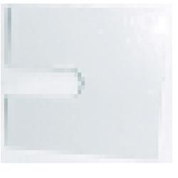FISHMAN FFS-629 PLASTIC TRIM PLATE